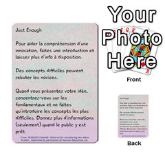 Fearless Journey Strategy Cards V1 1 Fr By Deborah   Multi Purpose Cards (rectangle)   1xwg7w2kkeqo   Www Artscow Com Front 23