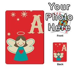 Christmas Card By Divad Brown   Multi Purpose Cards (rectangle)   Rr5qfa8uibzj   Www Artscow Com Front 1