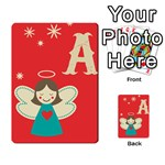 christmas card - Multi-purpose Cards (Rectangle)