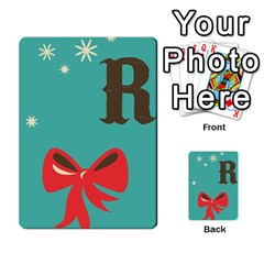 Christmas Card By Divad Brown   Multi Purpose Cards (rectangle)   Rr5qfa8uibzj   Www Artscow Com Front 9