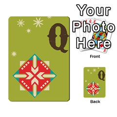 Christmas Card By Divad Brown   Multi Purpose Cards (rectangle)   Rr5qfa8uibzj   Www Artscow Com Front 10