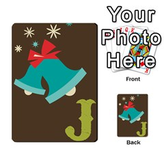 Christmas Card By Divad Brown   Multi Purpose Cards (rectangle)   Rr5qfa8uibzj   Www Artscow Com Front 17