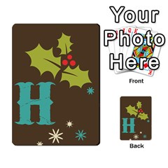 Christmas Card By Divad Brown   Multi Purpose Cards (rectangle)   Rr5qfa8uibzj   Www Artscow Com Front 19