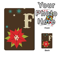 Christmas Card By Divad Brown   Multi Purpose Cards (rectangle)   Rr5qfa8uibzj   Www Artscow Com Front 20