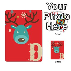 Christmas Card By Divad Brown   Multi Purpose Cards (rectangle)   Rr5qfa8uibzj   Www Artscow Com Front 22