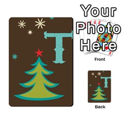 Christmas Card By Divad Brown   Multi Purpose Cards (rectangle)   Rr5qfa8uibzj   Www Artscow Com Front 29
