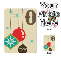 Christmas Card By Divad Brown   Multi Purpose Cards (rectangle)   Rr5qfa8uibzj   Www Artscow Com Front 35