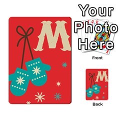 Christmas Card By Divad Brown   Multi Purpose Cards (rectangle)   Rr5qfa8uibzj   Www Artscow Com Front 37