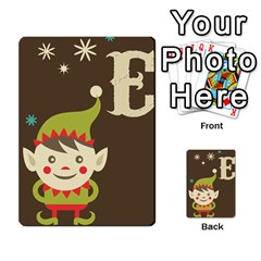 Christmas Card By Divad Brown   Multi Purpose Cards (rectangle)   Rr5qfa8uibzj   Www Artscow Com Front 46