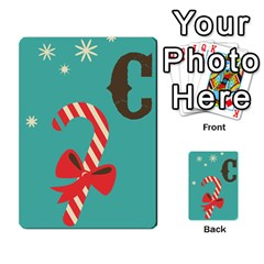 Christmas Card By Divad Brown   Multi Purpose Cards (rectangle)   Rr5qfa8uibzj   Www Artscow Com Front 47