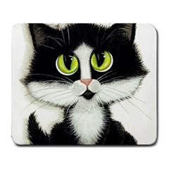 Curiouskitties414 Large Mouse Pad (rectangle) by AmyLynBihrle