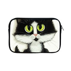 Tuxedo Cat By Bihrle Apple Ipad Mini Zipper Case by AmyLynBihrle