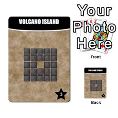 Forbidden Island Expansion Decks (john Hodge) By Rocko   Multi Purpose Cards (rectangle)   68q59847xk40   Www Artscow Com Front 2