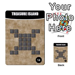 Forbidden Island Expansion Decks (john Hodge) By Rocko   Multi Purpose Cards (rectangle)   68q59847xk40   Www Artscow Com Front 4