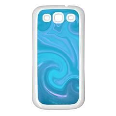 L122 Samsung Galaxy S3 Back Case (white)