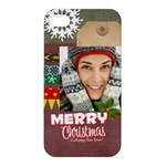 xmas - Apple iPhone 4/4S Premium Hardshell Case