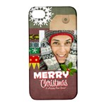 xmas - Apple iPhone 4/4S Hardshell Case with Stand