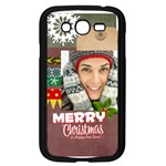 xmas - Samsung Galaxy Grand DUOS I9082 Case (Black)