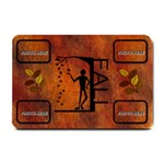 fall small doormat
