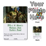 Robin Hood Cards (Outlaw and King Decks) - Multi-purpose Cards (Rectangle)