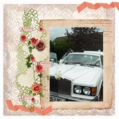 La Vie En Rose8 X 8 Scrapbook Pages By Catvinnat   Scrapbook Page 8  X 8    X70ra7ek7187   Www Artscow Com 8 x8 Scrapbook Page - 10