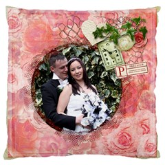La Vie 20 Inch Double Sided Cushion By Catvinnat   Large Cushion Case (two Sides)   Yg4kqyx326vq   Www Artscow Com Front