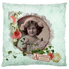 La Vie Ll 20 Inch Double Sided Cushion By Catvinnat   Large Cushion Case (two Sides)   4il30xlyb4ig   Www Artscow Com Front