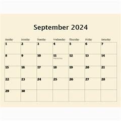 Country Floral 11x8 5 Calendar (any Year) By Deborah   Wall Calendar 11  X 8 5  (12 Months)   9r755lc4egve   Www Artscow Com Sep 2018