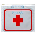 First Aid Cosmetic Bag XXXL - Cosmetic Bag (XXXL)