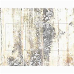 2015 Weathered Floral Calendar By Catvinnat   Wall Calendar 11  X 8 5  (12 Months)   1v3cn31fswo7   Www Artscow Com Month