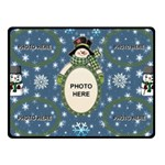 Snow Days small blanket - Fleece Blanket (Small)