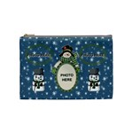 Snow Days medium cosmetic bag - Cosmetic Bag (Medium)