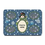 Snow Days small doormat