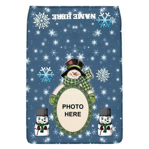 Snow Days Removable Flap Cover By Joy Johns   Removable Flap Cover (l)   1d8y1amrgz2s   Www Artscow Com Front