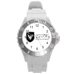 Wlth2jpeg Plastic Sport Watch (large) by WLTH