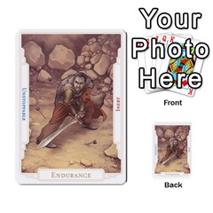 Deck Of Fate   Part 2 By Oliver Graf   Multi Purpose Cards (rectangle)   Lbgk7kgir6a1   Www Artscow Com Front 30
