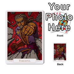 Deck Of Fate   Part 2 By Oliver Graf   Multi Purpose Cards (rectangle)   Lbgk7kgir6a1   Www Artscow Com Front 37