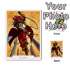 Deck Of Fate   Part 2 By Oliver Graf   Multi Purpose Cards (rectangle)   Lbgk7kgir6a1   Www Artscow Com Front 41