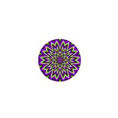 Trick 1  Mini Button Magnet by Contest1624092