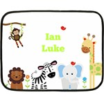 Ian blanket - Fleece Blanket (Mini)