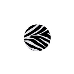 Black and white 1  Mini Button Magnet by Contest1624092