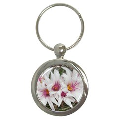 Bloom Cactus  Key Chain (Round) by ADIStyle