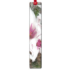 Bloom Cactus  Large Bookmark by ADIStyle
