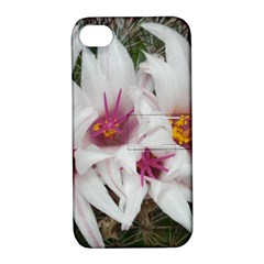 Bloom Cactus  Apple Iphone 4/4s Hardshell Case With Stand by ADIStyle