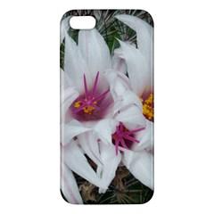 Bloom Cactus  Iphone 5 Premium Hardshell Case by ADIStyle