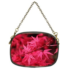 Red Autumn Chain Purse (two Side) by ADIStyle