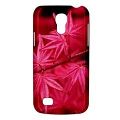 Red Autumn Samsung Galaxy S4 Mini Hardshell Case