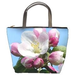 Apple Blossom  Bucket Bag by ADIStyle