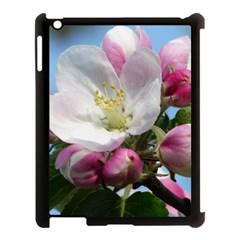 Apple Blossom  Apple Ipad 3/4 Case (black) by ADIStyle