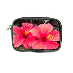 Red Hibiscus Coin Purse